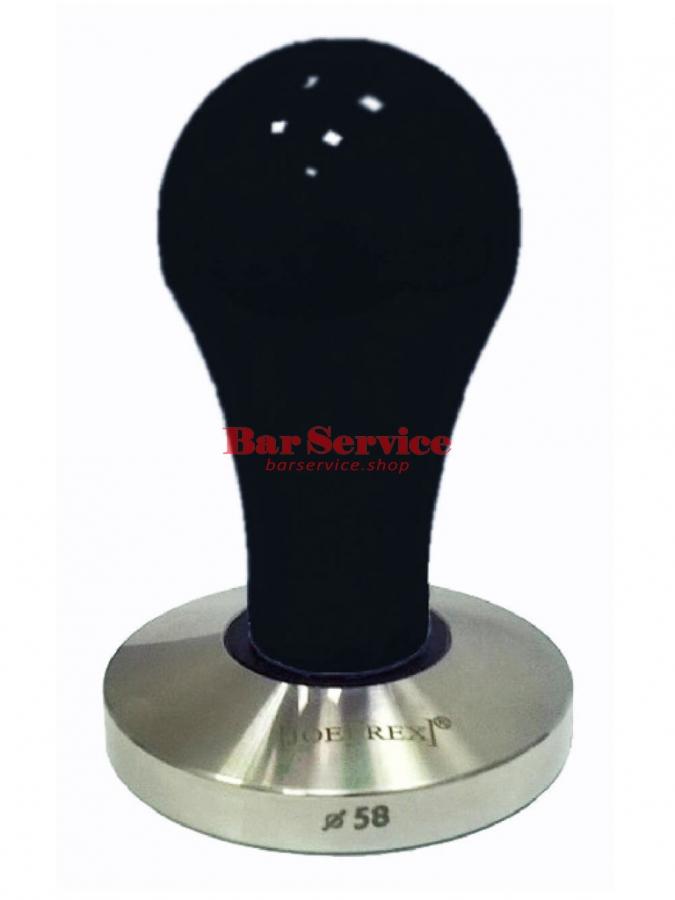 Темпер JoeFrex D58 Pop черный плоский сталь в Красноярске