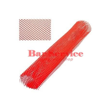 Сетка барная;  полиэтилен;  ,L=100,B=60см;  красный в Красноярске