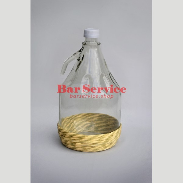 Бутылка Дама, 3000 мл. в Красноярске