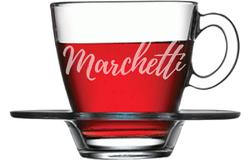 Кофейная пара Marchetti 200мл в Красноярске new