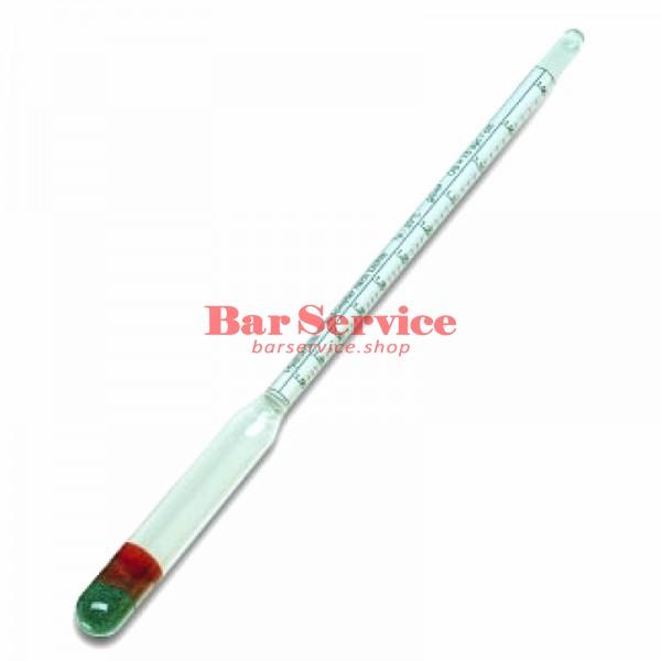 Ареометр для измерения содержания спирта 40-70  в Красноярске