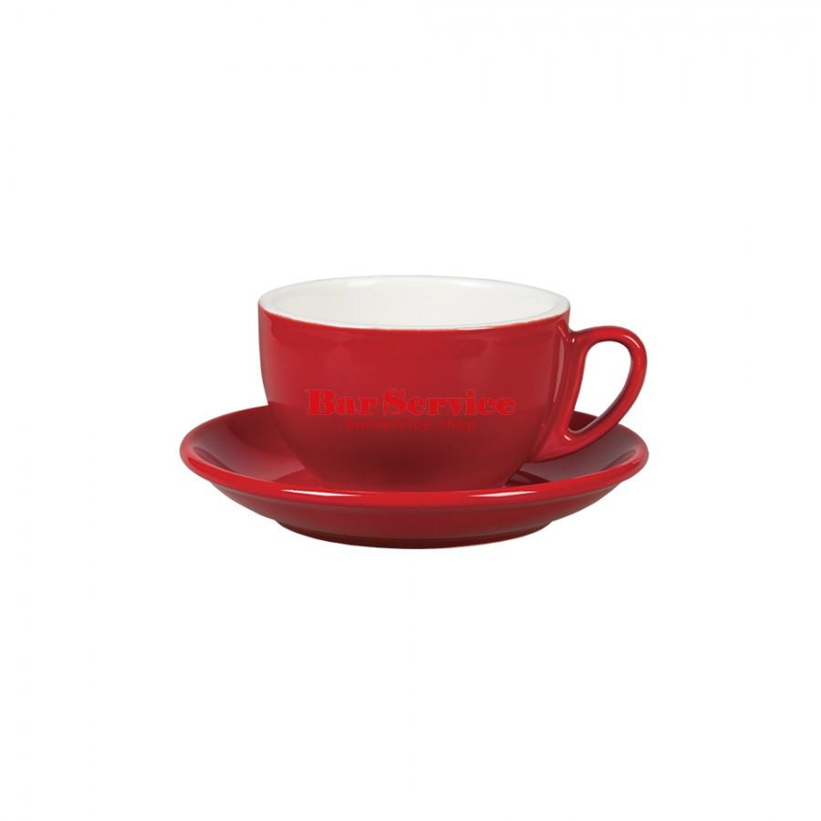 Чайная пара 270 мл; красный цвет; Barista P.L в Красноярске