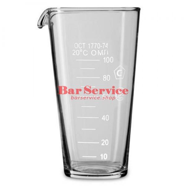 Мерный стакан, 100 мл.  в Красноярске