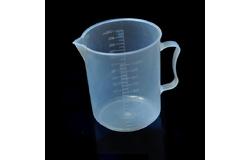 Мерный стакан пластиковый, 500 мл. в Красноярске back