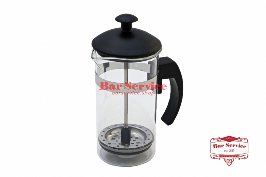 Чайник-кофейник Черный Объем: 350 мл. (френч пресс) в Красноярске