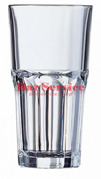 Хайбол «Гранити»;  стекло;  350мл;  D=85,H=120мм;  прозр. в Красноярске